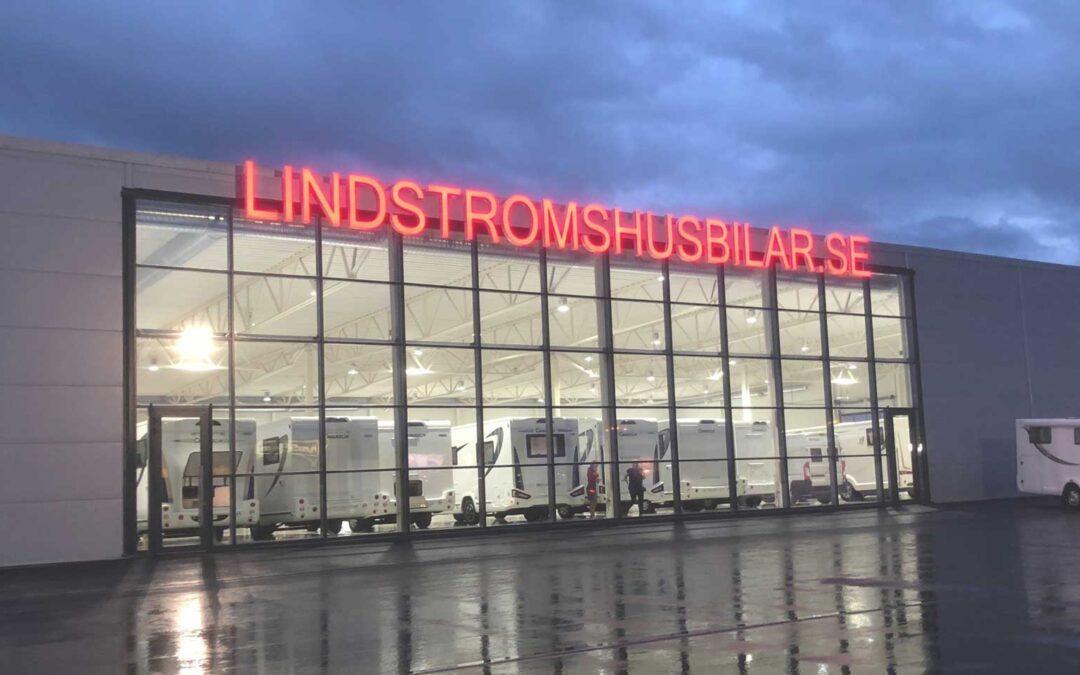 Lindströms Husvagnar godkända enligt Certifierad Verkstad
